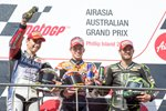 Moto GP Australia Podium 2012 Prints