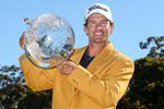 Adam Scott Australian Masters Gold Jacket 2012 Prints