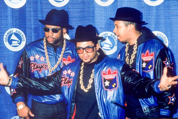 Run DMC Grammy Awards 1980s