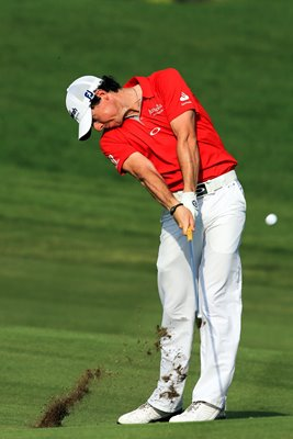 Rory McIlroy makes a big impact in Dubai 2012