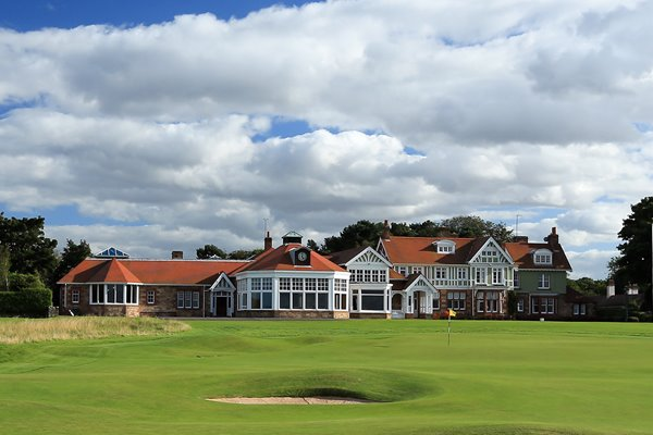 Clubhouse Muirfield Golf Club, Gullane