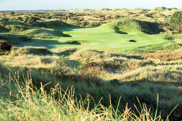 Royal Birkdale Golf Club 7th hole