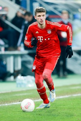 Thomas Mueller of Bayern