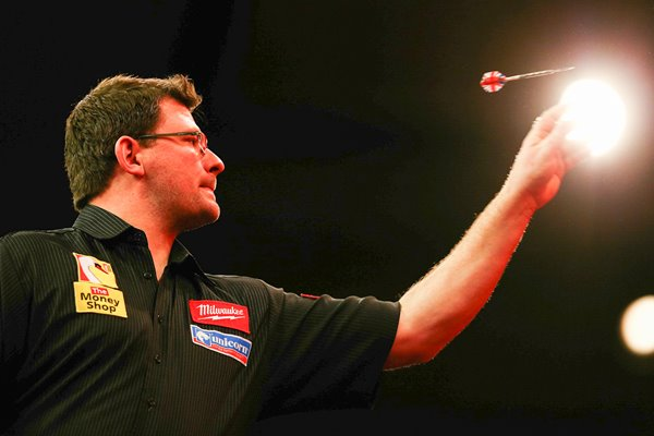 James Wade World Darts Championship 2013