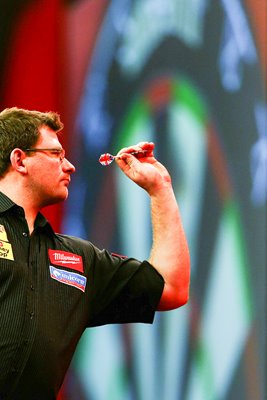 James Wade World Darts 2012