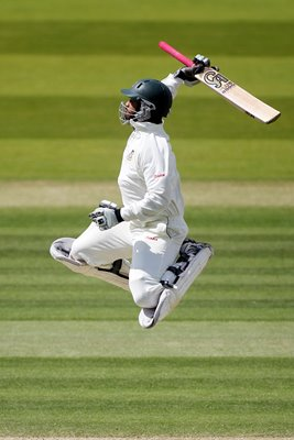 Joy for Tamin Iqbal - Lord's Century 2010