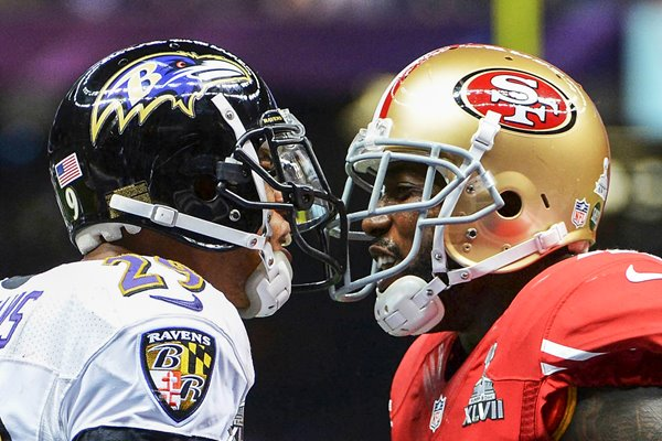 Baltimore Ravens v San Francisco 49ers Super Bowl 2013