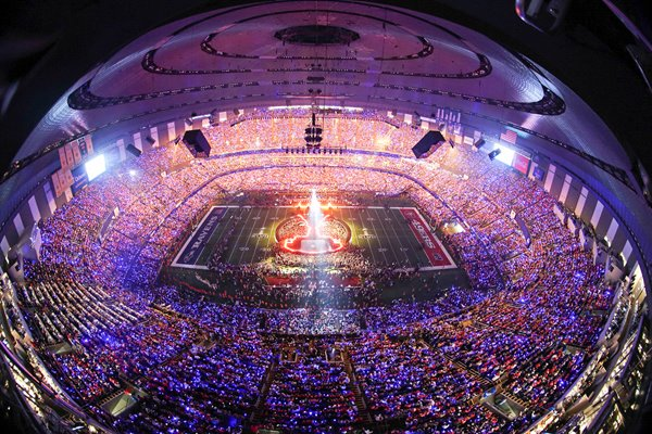 Super Bowl XLVII Halftime Show new Orleans 2013