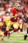 Colin Kaepernick San Francisco 49ers Quarterback 2013 Prints