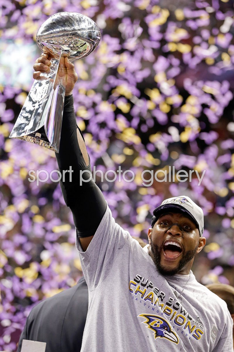 Ray Lewis Baltimore Ravens Super Bowl 2013