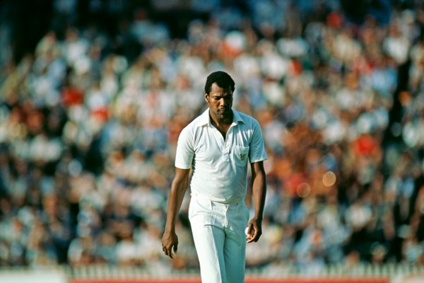 Colin Croft West Indies v South Africa 1983