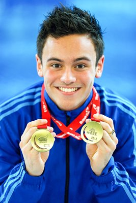 Tom Daley British Gas Diving Championship 2013