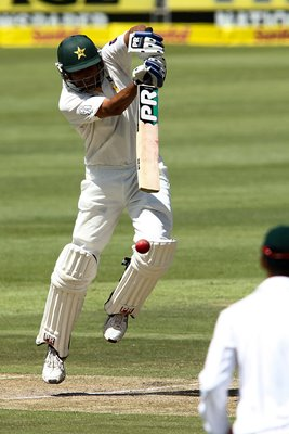 Younis Khan Pakistan v South Africa 2013