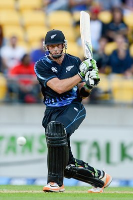 Martin Guptill New Zealand v England 2013