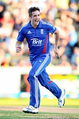 Chris Woakes England v New Zealand 2013