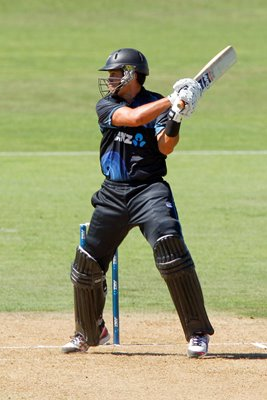 Ross Taylor New Zealand v England 2013