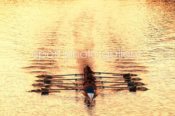 Rowing Henley On The Yarra, Melbourne Australia 2013