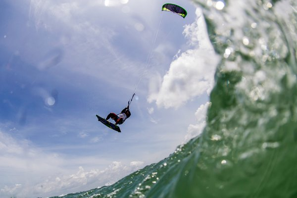 Kite Surfing Bintan Island Indonesia 2013