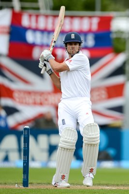 Alastair Cook England Test Captain 2013