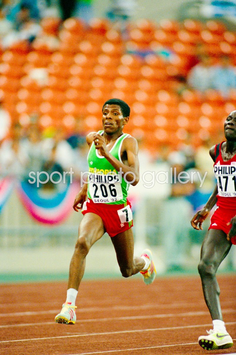 Haile Gebrselassie World Juniors 1992