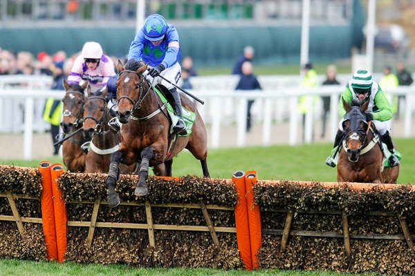 Hurricane Fly & Ruby Walsh 2013 Champion Hurdle