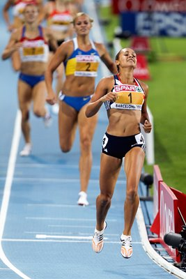 Jessica Ennis clinches European Gold