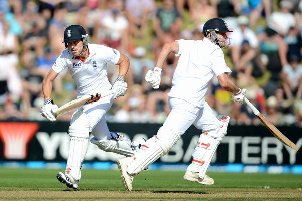 Nick Compton & Jonathan Trott Test Matches 2013