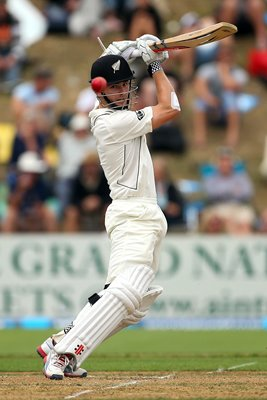 Kane Williamson New Zealand Wellington 2013