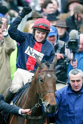 Barry Geraghty Bobs Worth Cheltenham Gold Cup Winners 2013