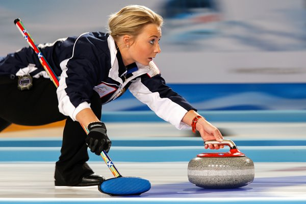 Anna Sloan World Women's Curling Championship 2013