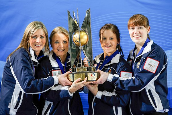 Scotland win World Women's Curling Championship 2013