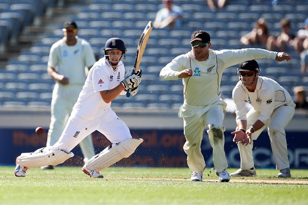 Joe Root England batting marathon Day 5 Auckland 2013