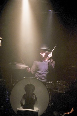 Jack White of The Dead Weather In Concert
