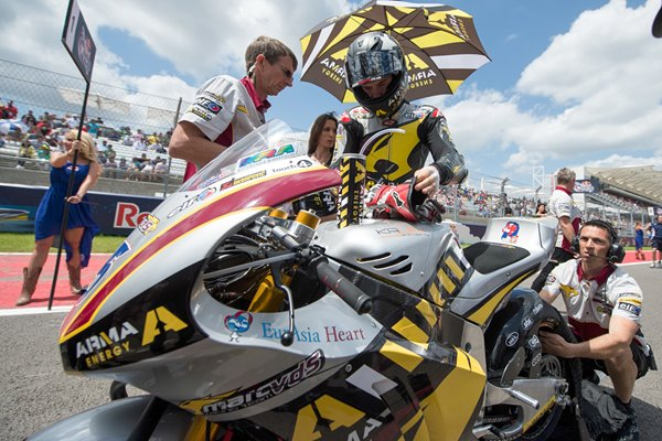 Scott Redding Moto2 Grand Prix of The Americas