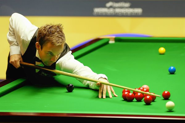 Ali Carter Betfair World Snooker Championship 2013