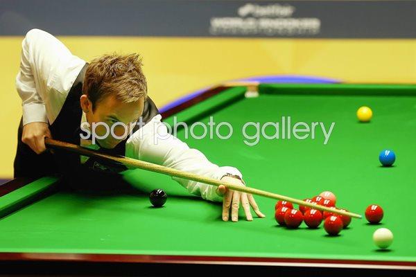 Ali Carter Betfair World Snooker Championship 2013