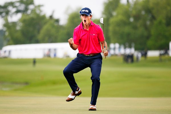 Billy Horschel wins Zurich Classic of New Orleans 2013