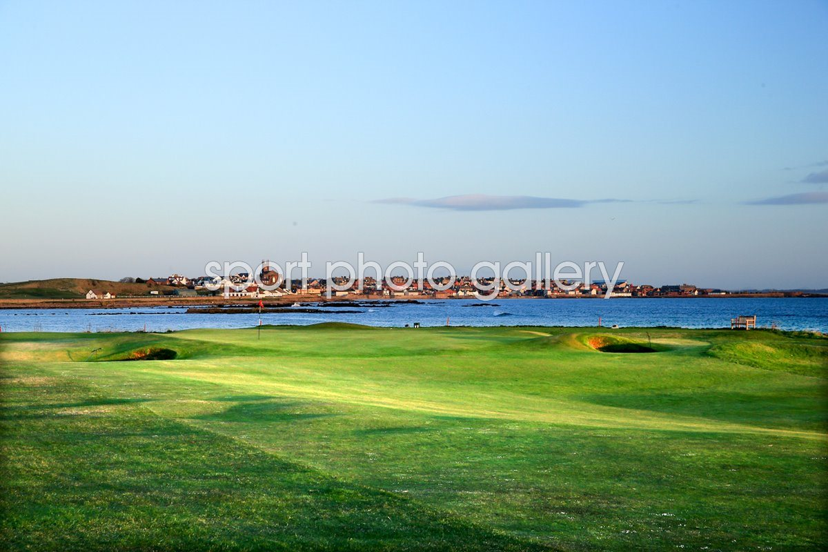 Dunbar Golf Club 15th hole