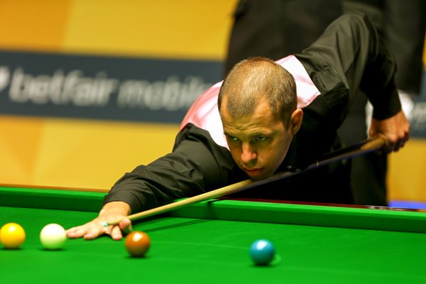 Barry Hawkins Betfair World Snooker Championship 2013