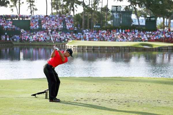 17th Sawgrass Tiger Woods Players Championship 2013