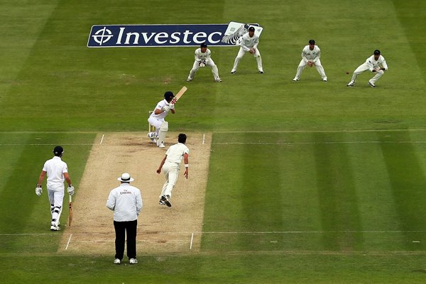 Alastair Cook c. Dean Brownlie b. Trent Boult New Zealand 2013