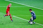 Arjen Robben scores Bayern Munich Champions League Final winner 2013 Prints