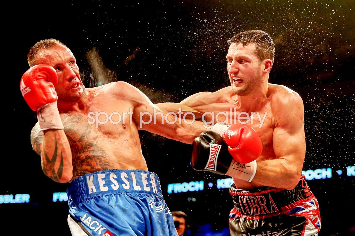 Carl Froch beats Mikkel Kessler London 2013
