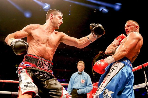 Carl Froch v Mikkel Kessler London 2013