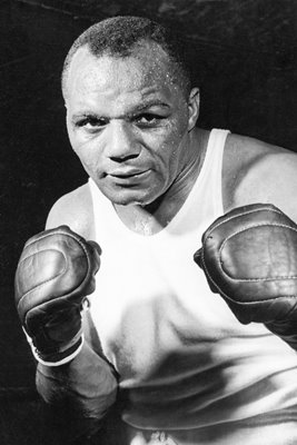 Jersey Joe Walcott Portrait 1950