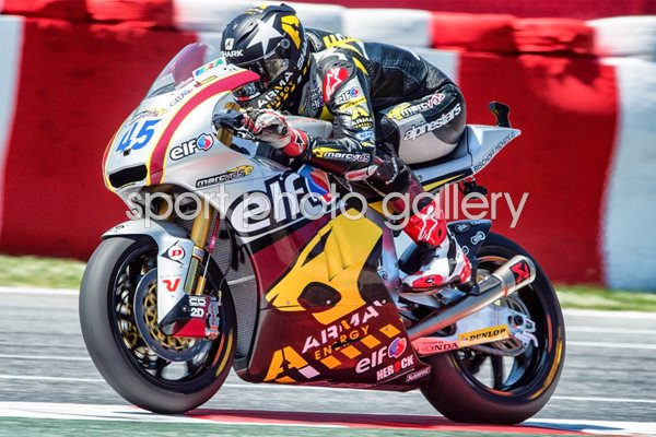 Scott Redding Moto 2 Grand Prix 2013