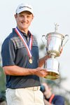 Justin Rose US Open Champion Merion 2013 Prints