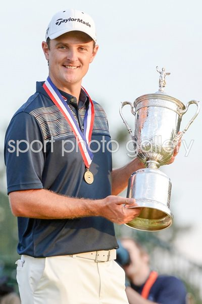 Justin Rose US Open Champion Merion 2013