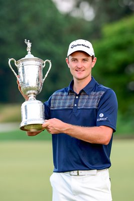 2013 US Open Champion Justin Rose Merion Golf Club