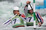 Tim Baillie &  Etienne Stott Canoe Slalom World Cup 2013 Prints
